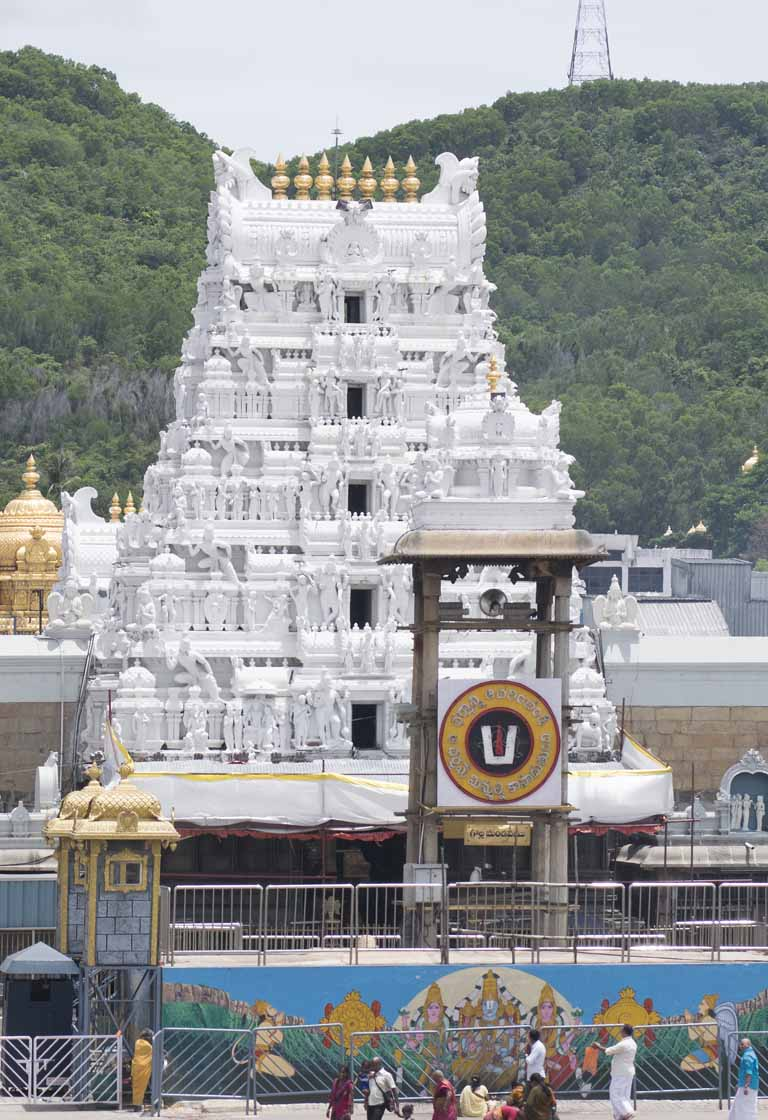from Chennai to Tirupati Car Packages