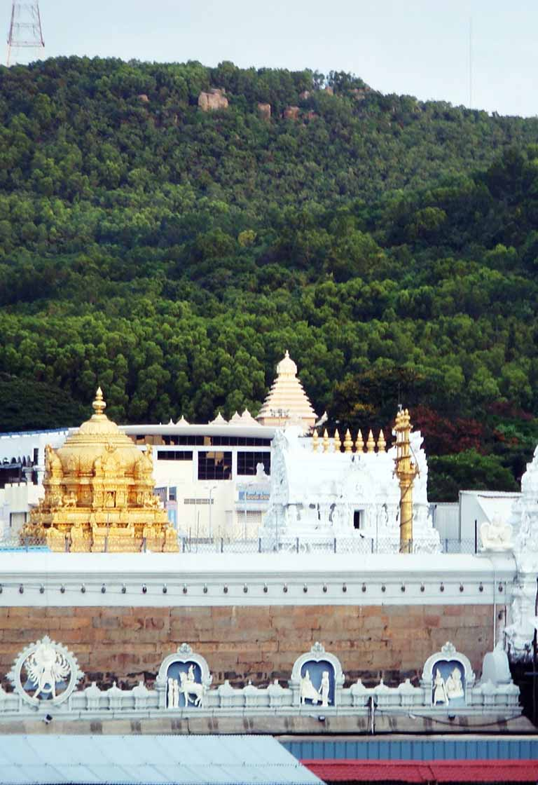from Chennai to Tirupati Cab Packages