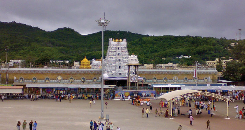 chennai to tirupati travel