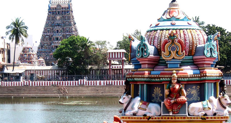 chennai city sightseeing tour