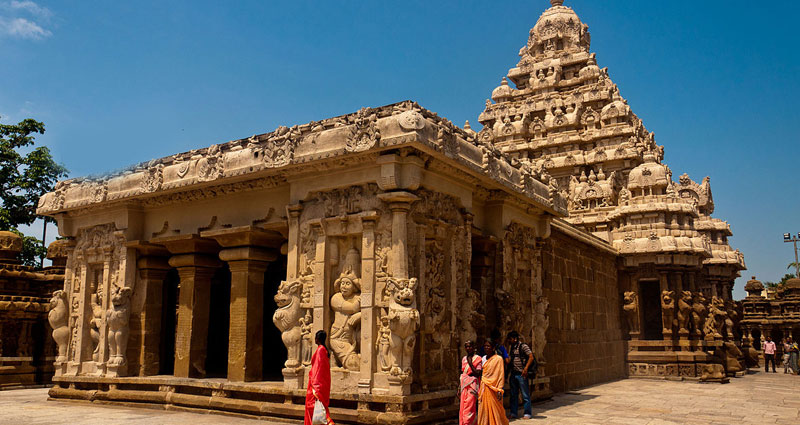 Best Car Rental for kanchipuram tour packages